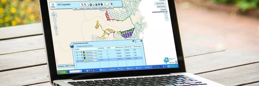 Implementation of the Corporate GIS in CESAN (BRAZIL-ES)