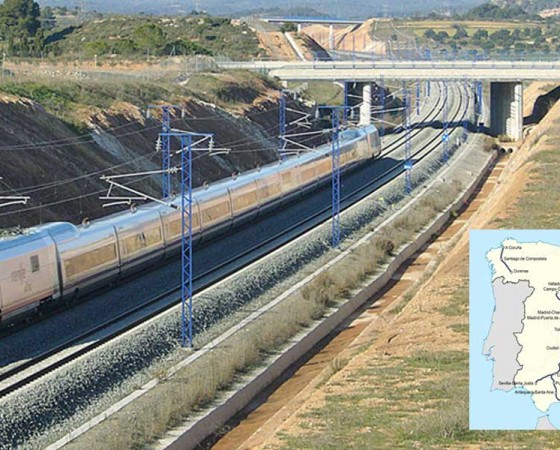 Expropriation Management of High Speed lines and level crossings-Renfe/Adif