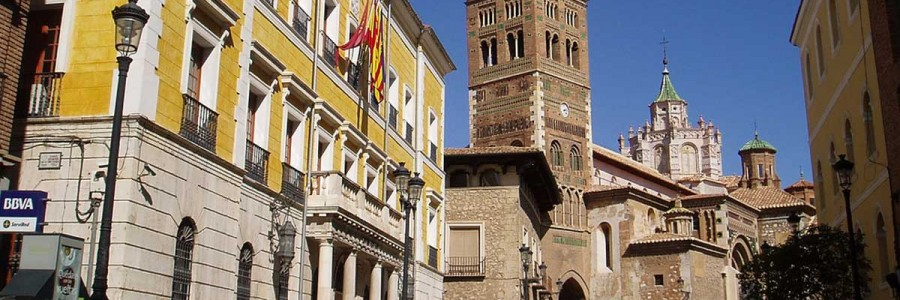 Corporate GIS of Teruel City Council